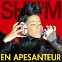 Cover Shy'm - En apesanteur [2011]